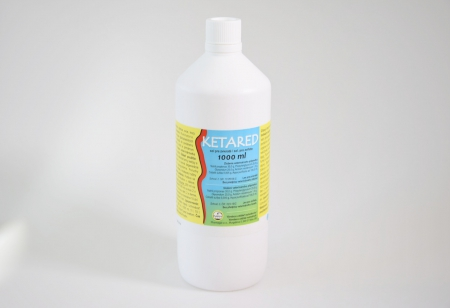 KETARED solution for animals